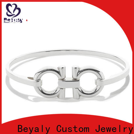 BEYALY leather gold expandable bangle bracelet Suppliers for anniversary celebration