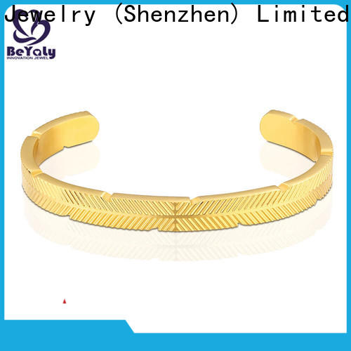BEYALY aaa gold jewellery ladies bracelet Supply for advertising promotion