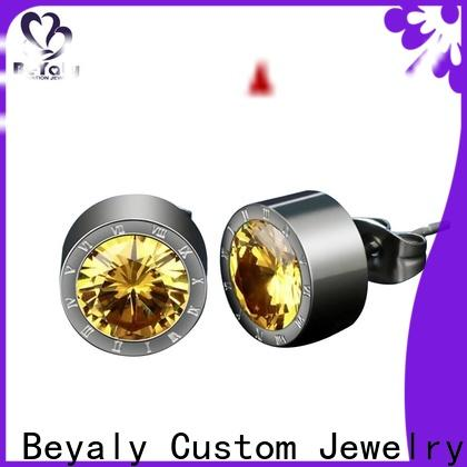 BEYALY popular stylish earrings with price manufacturers for advertising promotion