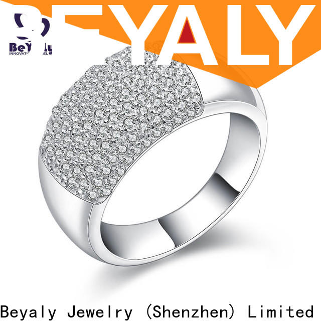 High-quality popular wedding ring designers bulk for business for daily life