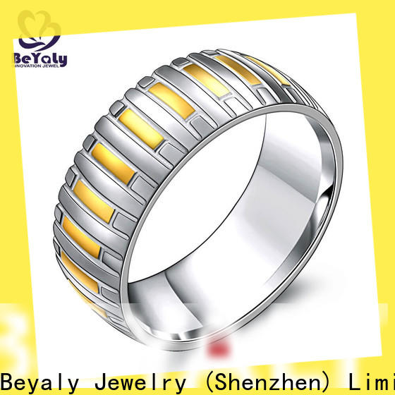 Custom top wedding ring stores platinum company for daily life