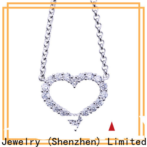 BEYALY letter silver pendant necklace factory for women