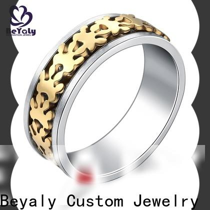 BEYALY Latest most popular womens rings Supply for men
