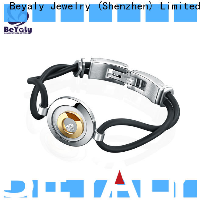 BEYALY doppel cost of silver bangle for business for ceremony