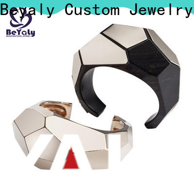 BEYALY Best designer gold bangle bracelets for advertising promotion