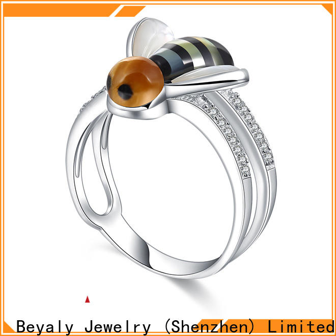 BEYALY promise most popular mens rings Suppliers for daily life