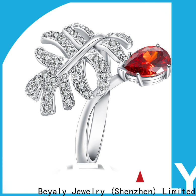 BEYALY Wholesale most common wedding ring Supply for wedding