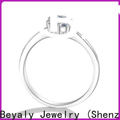 Best best proposal ring design zircon Suppliers for men