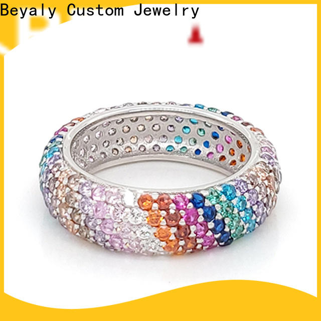 BEYALY New most popular bridal ring sets factory for men