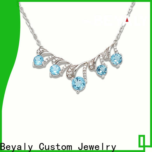 BEYALY butterfly dog tag necklace Suppliers for wife
