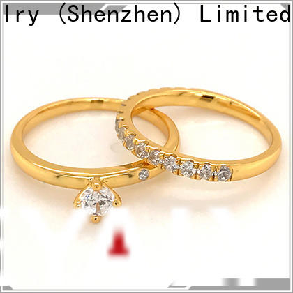 customized most common engagement ring style brown manufacturers for wedding