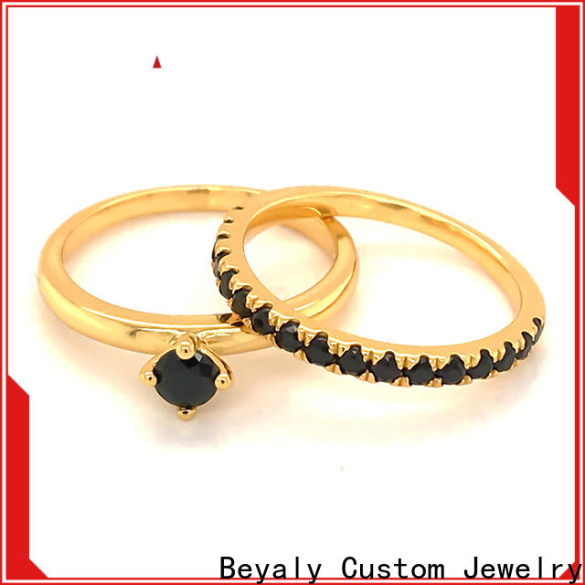 BEYALY Top popular ring settings factory for wedding