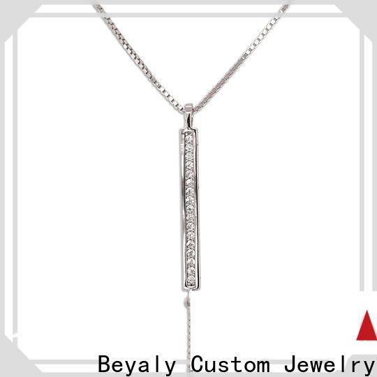 New jewelry necklace chain jewelry company