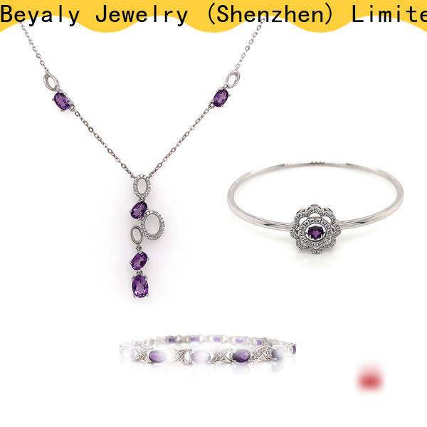 Wholesale best jewellery set for business for business gift