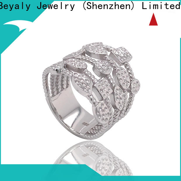 BEYALY High-quality top 10 wedding ring designers Suppliers for daily life