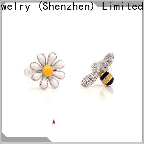 Latest small diamond stud earrings for cartilage zircon manufacturers for exhibition