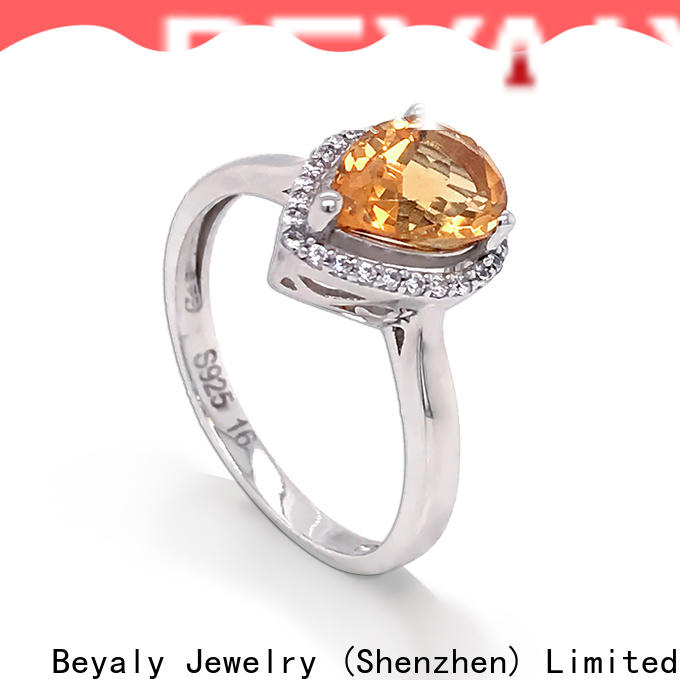 BEYALY plated jewelry stone for business for men