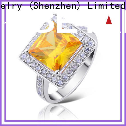 BEYALY steel finest engagement rings Suppliers for wedding