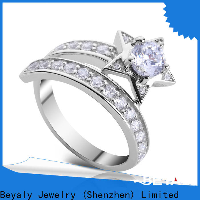 BEYALY Top the best diamond engagement rings Suppliers for daily life