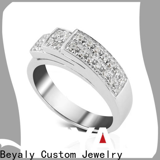 BEYALY Top most popular diamond ring designs Supply for men