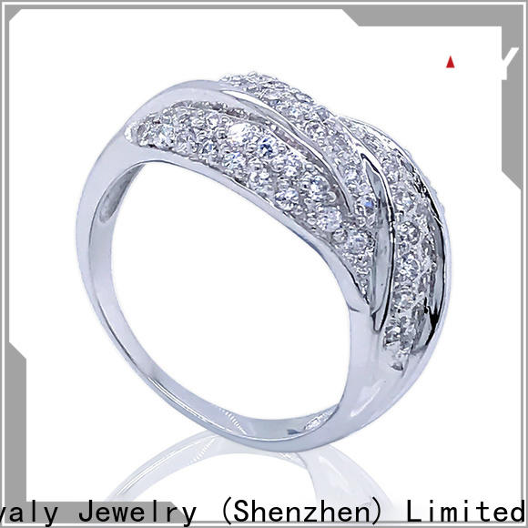 Latest popular wedding ring designers jewelry manufacturers for women