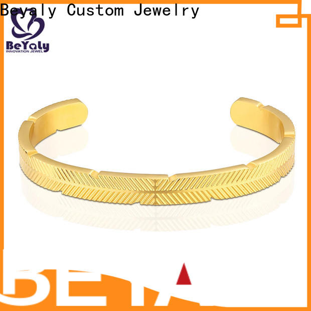 Best cheap charm bangle bracelets magnet Supply for business gift
