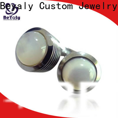 BEYALY classic novelty wedding cufflinks company for engagement