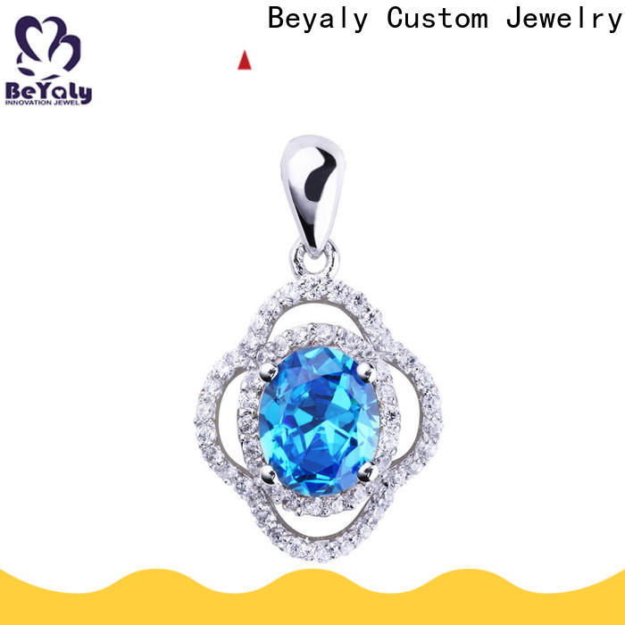 BEYALY Wholesale traditional charm bracelets sterling silver Suppliers