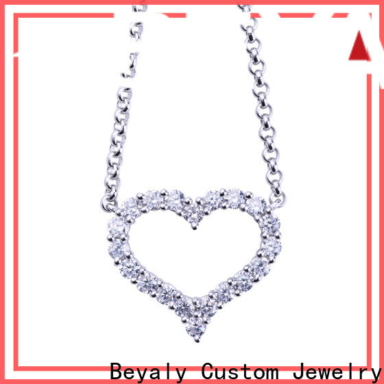 BEYALY stylish chain only mens necklaces company for women