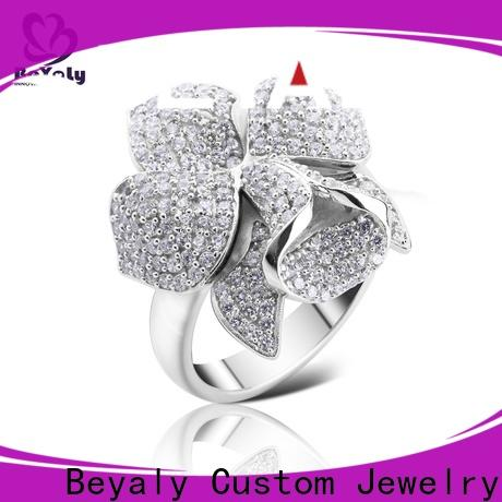 BEYALY platinum the best diamond engagement rings for business for daily life