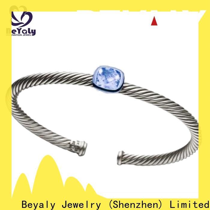 BEYALY stone gold friendship bangle Supply for ceremony