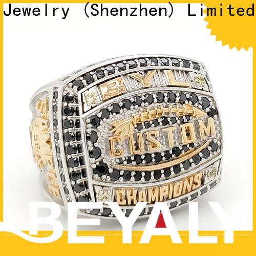 customized ring title packers manufacturers for athlete