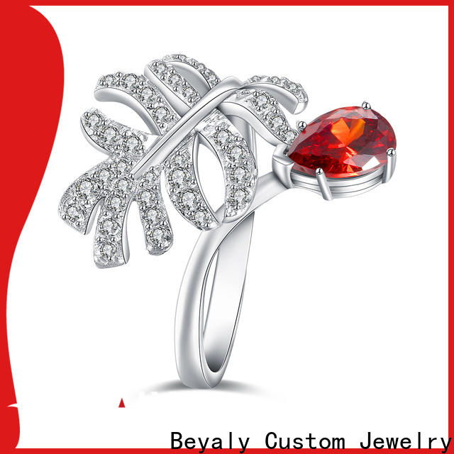 BEYALY Wholesale the best wedding rings designs company for women
