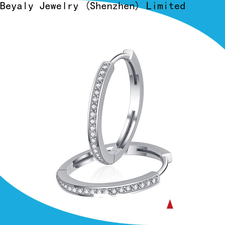 classic white gold diamond earrings prices shaped company for anniversary celebration