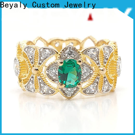 BEYALY crown ring size 9 factory for women