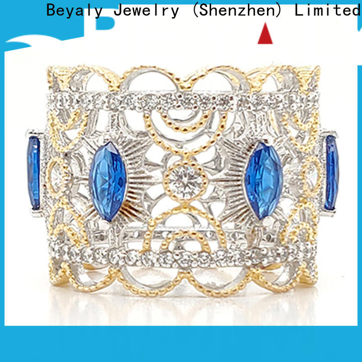 BEYALY crown ring design company for wedding