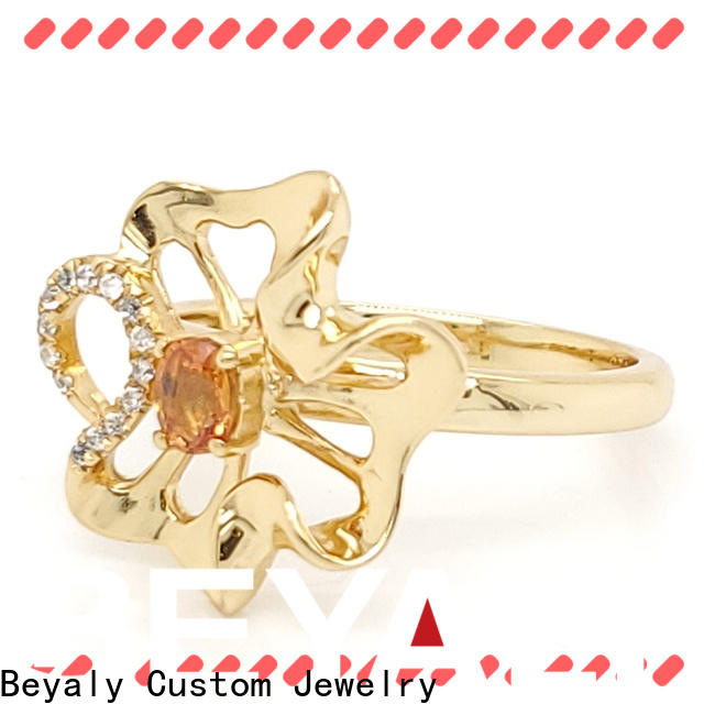 BEYALY plated best designer rings company for men
