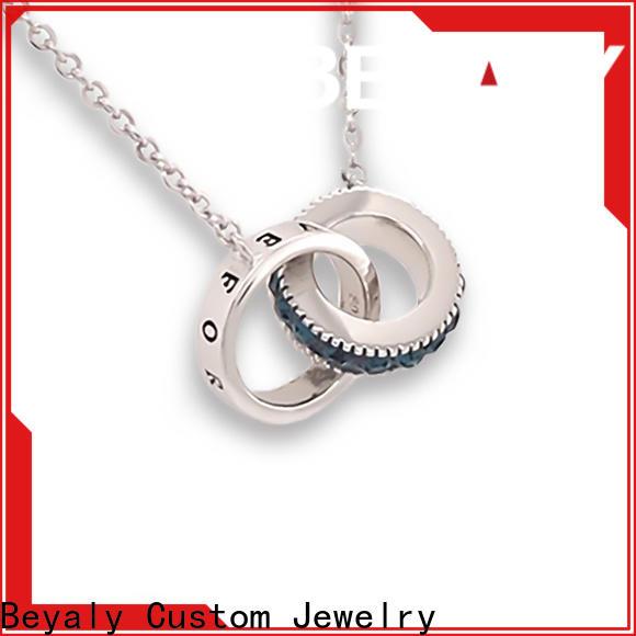 BEYALY stylish dog tag jewelry necklace company for women