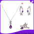 BEYALY Latest real jewelry sets Suppliers for ceremony