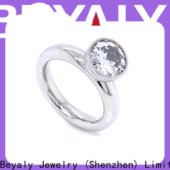 BEYALY diamond best rated engagement rings Suppliers for men