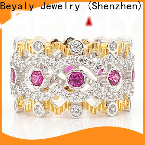 BEYALY princess ring online for daily life