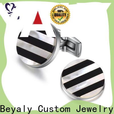 BEYALY cuff unique wedding cufflinks for ceremony for advertising promotion