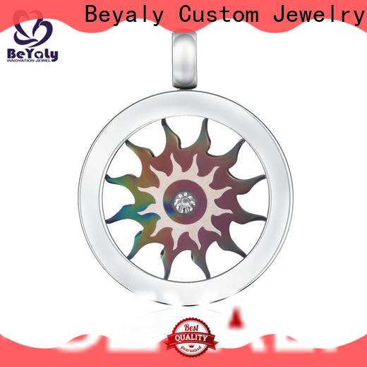 BEYALY round pendant charm bracelets factory for wife