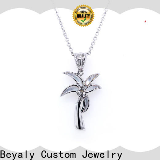 BEYALY jewelry custom made gold charms