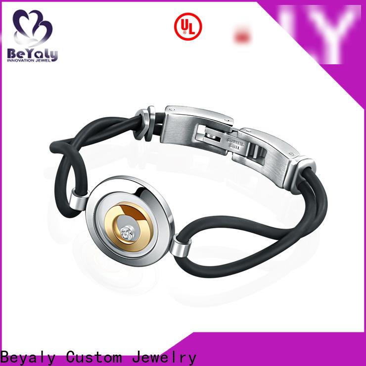 fashion women's bangle bracelets zircon company for business gift