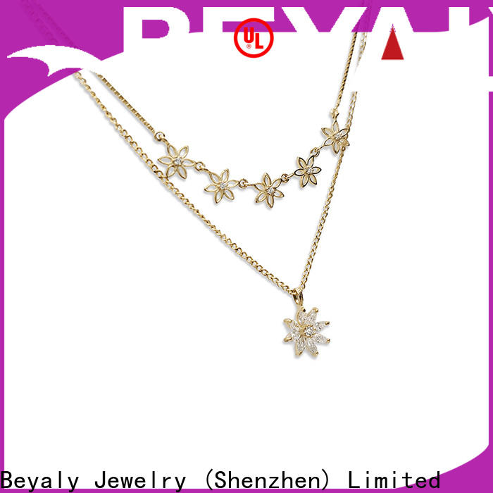 BEYALY pendant jewel pendant necklace Suppliers for women