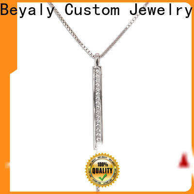 BEYALY Latest jewel pendant necklace for business for wife