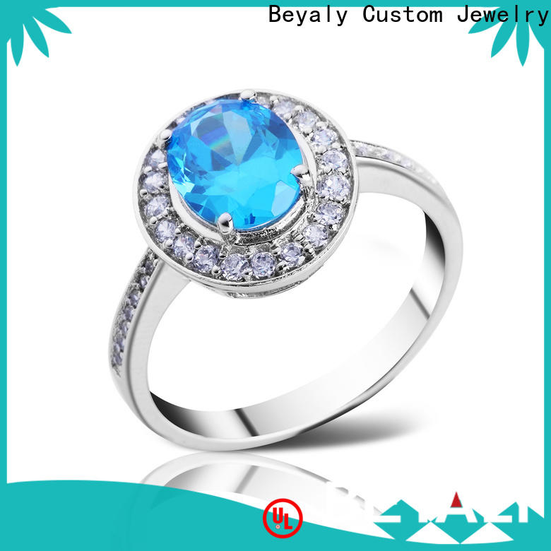 BEYALY promise most common engagement ring style for business for wedding