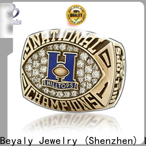BEYALY brass design championship rings online for business for word champions