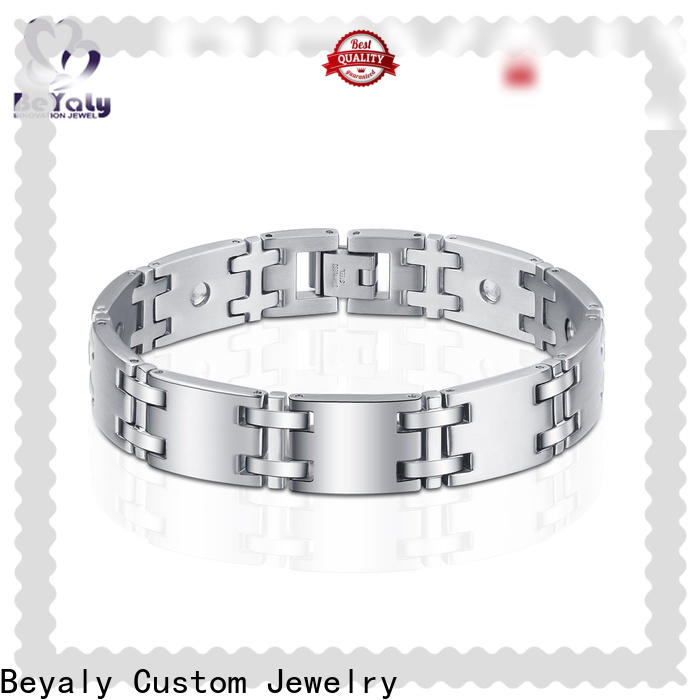 BEYALY High-quality love the links bangle company for advertising promotion
